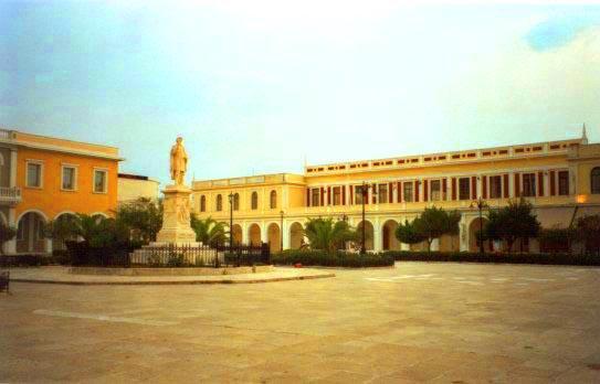 Dionisos Solomou Square