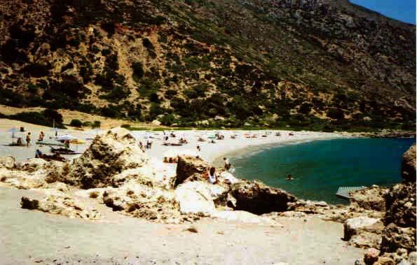 Anidri Beach.