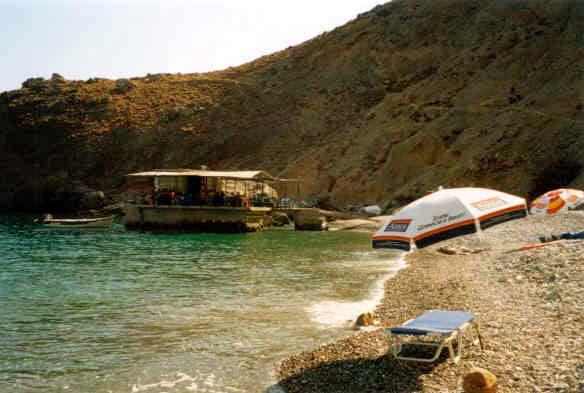 Sweet Water Bay Near Sfakia.