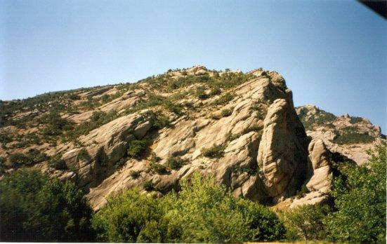 kalavrita Mountains