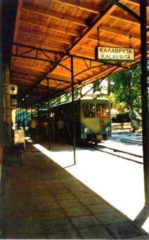 Kalavrita Station