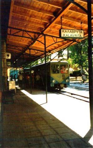 Kalavritan asema