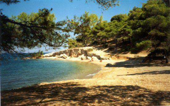 Ligourio beach