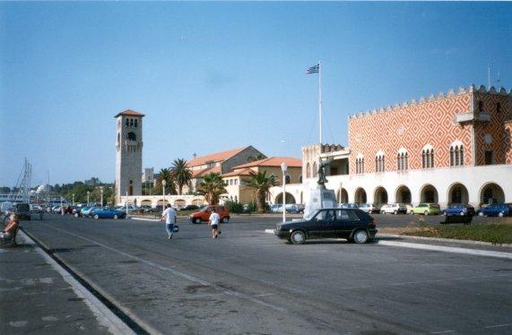 Rhodoksen satama