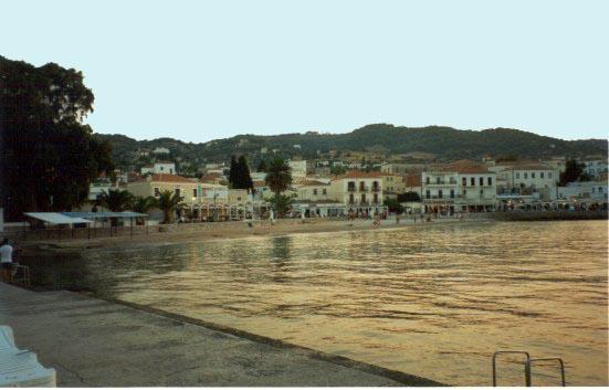 Spetses Town Beach