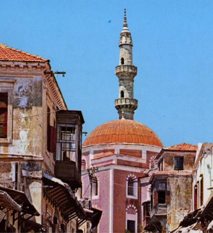 Suleimanin moskeija