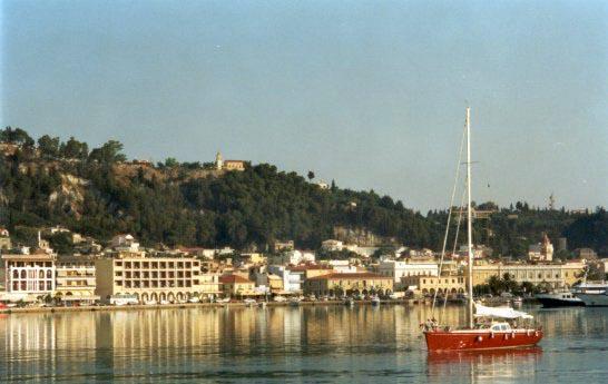 Zakynthos Town Harbour