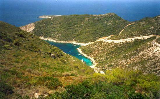 Zakynthos Vromi Bay