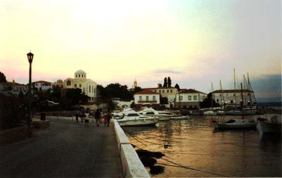 Spetses Evening